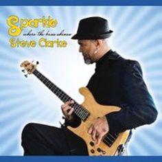 Smooth Jazz Funk Bass Steve Clarke Sparkle Where The Bass Shines CD 2016 HopnBop #SmoothJazz
