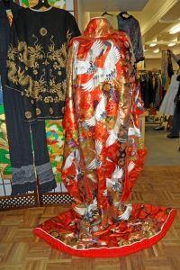 Bild från vår monter på Vintagemässa No 1 - La Reine Inredningar Pop Up Stores, Queens, Japan, Exhibitions, Womens Fashion, Interiors, Vintage, Kimonos, Queen
