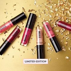 Cool as Ice Lip Color Collectiongreat cool colors!