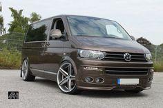 Vw transporter Vw Volkswagen, Volkswagen Bus, Vw Camper, Campers, T5 Tuning, Vw Transporter Van, Vw Caravelle, Old School Vans, Day Van