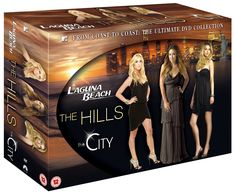 The Hills,The City + Laguna Beach - Collection Box Set DVD: Amazon.co.uk: DVD & Blu-ray