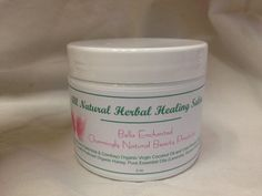 All Natural Herb-Infused Healing Salve  Perfect by 4BellaEnchanted