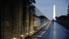 What is the Vietnam Veterans Memorial and where is it?