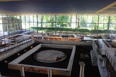 THE GALLO ROMAN VESUNNA MUSEUM