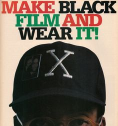 """Malcolm X hats.  I remember some old white men started wearing hats with """"O"""" on them.  Har har."""