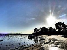 Génial! Celestial, Sunset, Beach, Water, Photos, Outdoor, Sunsets, Gripe Water, Outdoors