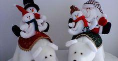 Muñecos navideños: Navidad 2013 | navidad | Pinterest | Papa Noel, Amigos and Navidad