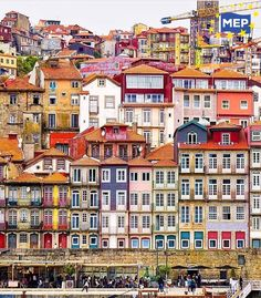 Travelling through the world on which photo of porto is your favorite 1 2 3 or 4 courtesy of a_ontheroad porto portugal tag your best travel photos with 10 charming small towns in portugal you must visit Visit Porto, Visit Portugal, Portugal Travel, Places To Travel, Places To Visit, Porto City, Destination Voyage, Travel Memories, Beautiful Buildings