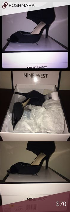 Never Worn Nine West  Beauty Peep Toe Shoes. Never Worn Nine West  Beauty Peep Toe Shoes Nine West Shoes Heels