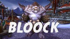 nice Bloock (92 lvl ) : Hidden Garrison Follower : World of Warcraft (Warlords of Draenor)