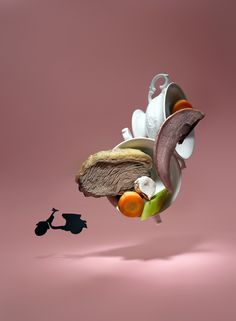 © Oliver Schwarzwald, Bollito Misto, Zeit Magazin, Foodstyling Volker Hobl