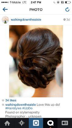 Bridemaids Hairstyle