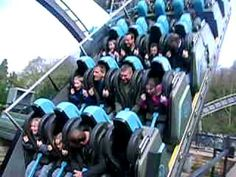 Alton Towers - Submission