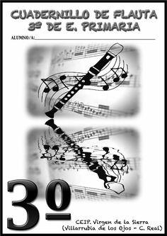 Cuadernillo de Flauta - 3º B Curso 2014/2015