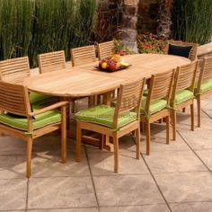 Set Teak Garden Furniture STG-1027