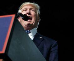 Image: Trump Kicks Off Weekend With Tweetstorm: Election is 'Rigged'
