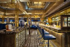 Orient Express_Club Room (Foto: Divulgação)