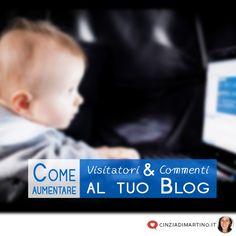 Non è solo una questione di contenuti, ma anche di organizzazione, può essere? Come aumentare i visitatori e i commenti al tuo blog lo decidi tu! #blogging #bloggingtips #blogger
