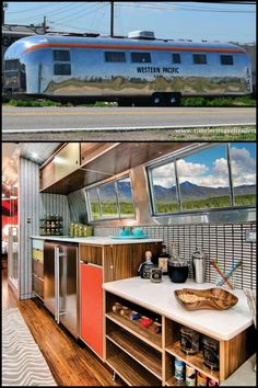 This 1962 West Pacific Airstream Trailer was Converted into Luxury Home! http://architecture.ideas2live4.com/2016/08/22/1962-western-pacific-airstream-luxury-home/ If this Airstream trailer looks grand to you, then you haven't seen anything yet until you see its interior!