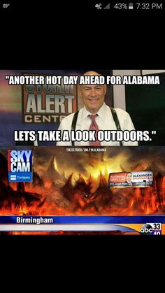 James Spann Weather Severity Index   Humor   Funny me ...