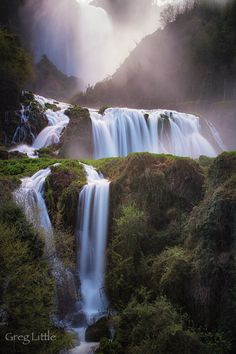 Cascate di Marmore by Greg Little on 500px