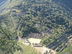 Vergeet Machu Picchu en ga naar Choquequirao