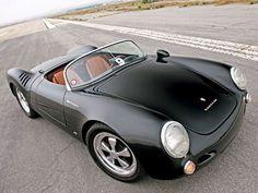 1955 #PorscheSpyder #coolcars QuirkyRides.com