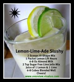 Lemon~ Lime~ Ade