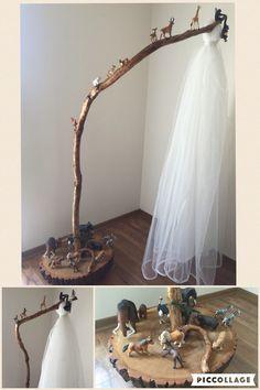 Handmade baby bed | Baby Bedroom Decoration Ideas | Bebek Odası Dekorasyonu | Cibinlik #Handmade #Baby #Decoration #Animals #Wood #Bed