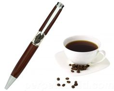 COFFEE SCENTED PEN. My two favorite things...                     coffee and writing