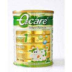 dff6b11bb24 Ozcare Infant Formula Stage 1 provides vital nutrients to supplement the  dietary needs of babies.