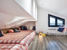Ne pas installer un dortoir sous les pentes