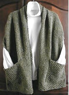 """Reading shawl - 60"""" by 20"""" with nice sized pockets on each end. I may make this using fleece for my MIL"""