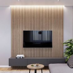 Stylish Bedroom Design Ideas With Tv Wall To Try Asap Living Room Wall Units, Living Room Tv Unit Designs, Home Living Room, Living Room Decor, Wall Unit Designs, Modern Tv Wall Units, Modern Tv Room, Stylish Bedroom, Home Room Design
