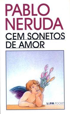 Este livro traz os principais poemas de amor de Pablo Neruda, poeta Nobel de literatura de 1971. O amor é o tema central de sua obra e 'Cem sonetos de amor' foi dedicado a Matilde Urrutia, sua última musa, e é dividido em quatro partes - manhã, meio-dia, tarde e noite.