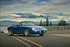 Jim Simpson Design Miata Italia Sports Cars
