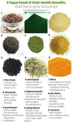 9superfoods
