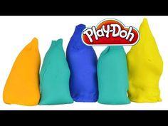 Paw patrol Kinder Surprise eggs Play doh Peppa pig Toys English Goofy #paw #surprise #pony #toys #goofy #TMNT