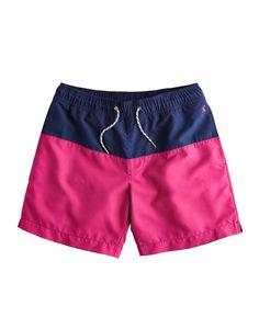 Mens Swim Shorts, Multi