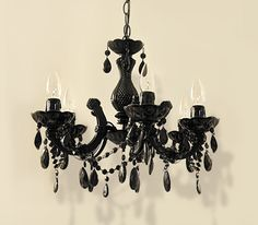 Spray Painting a Dining Room Chandelier