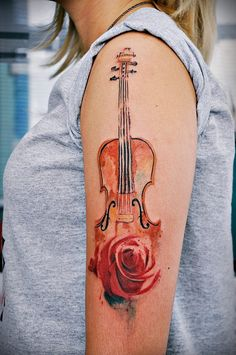 O violino !!! ...