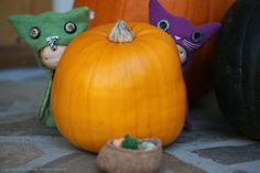 Coming November 1st...Fall Critters by Scarlet Elfcup. See more...go to the blog at www.scarletelfcup.com