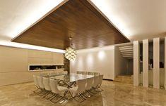 diningroom - Temozón House by Carrillo Arquitectos y Asociados
