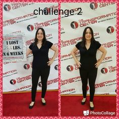 Just finished challenge #2. I lost a total of 26.6 lbs and 5.8% body fat in 12 weeks. All my remaining pregnancy AND fertility weight is GONE!!!!! I love this place. Anyone looking for great workouts and learning how to clean eat must call the Transformation Center!! - Joy