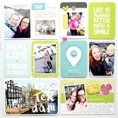Paperikaramelli: Project Life / April 2015