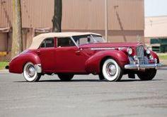 1940 Packard 180 Custom Super Eight Convertible Sedan Darrin