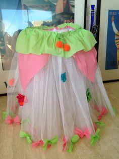 """Costume """"fleur et fruit"""""""