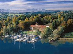#Yachthotel #Chiemsee
