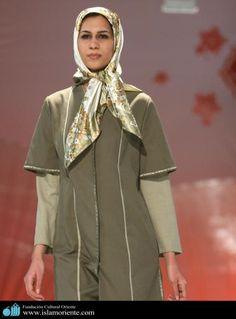 Mujer musulmana y desfile de moda - 29