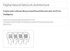 Développement d'intelligence Artificielle et de réseaux neuronaux en JavaScript - DN2A  DN2A est un ensemble de modules JavaScript pour le développement de réseaux neuroneaux et d'intelligence artificielle développement.  http://www.noemiconcept.com/index.php/en/departement-communication/news-departement-com/207411-webdesign-d%C3%A9veloppement-dintelligence-artificielle-et-de-r%C3%A9seaux-neuronaux-en-javascript-dn2a.html